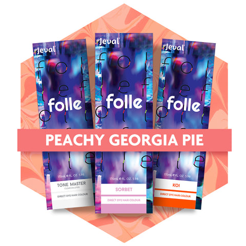 Jeval folle Peachy Georgia Pie Cocktail