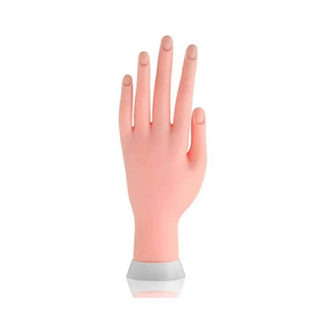 Perma Nail Training Hand - Flexible