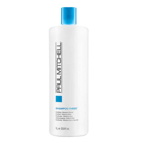 Paul Mitchell Originals Shampoo Three 1 Litre