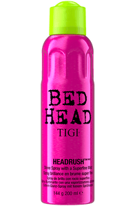 Tigi Bed Head Headrush Shine Spray 200ml