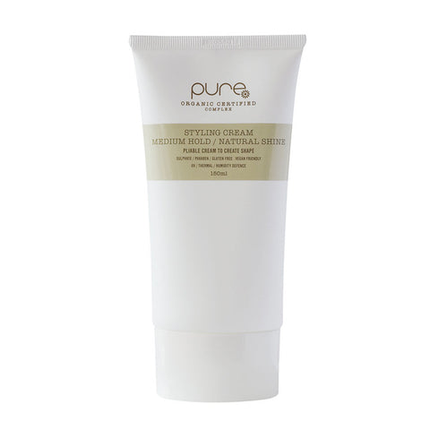 Pure Styling Cream Medium Hold 150ml