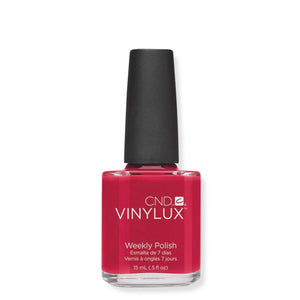 CND VINYLUX™ Long Wear Polish - Rouge Red 15ml
