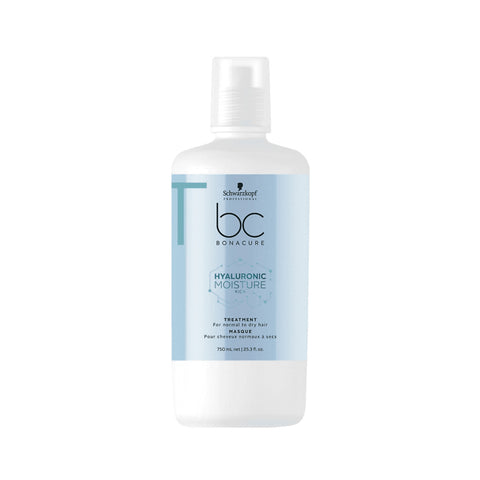 Schwarzkopf BC Bonacure Hyaluronic Moisture Kick Treatment Mask - 750ml