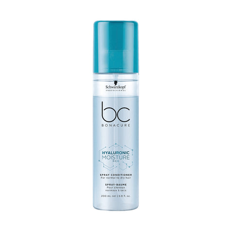 Schwarzkopf BC Bonacure Hyaluronic Moisture Kick Spray Conditioner  - 200ml