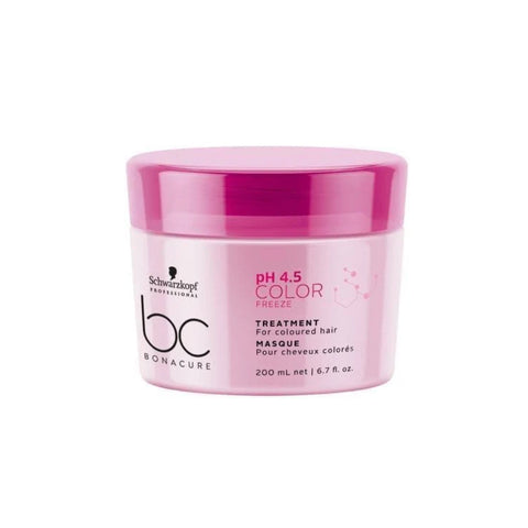 Schwarzkopf BC Bonacure pH 4.5 Color Freeze Treatment Mask - 200ml