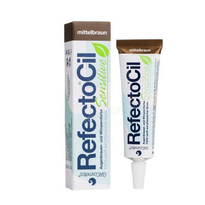 RefectoCil Sensitive -Medium Brown Tint 15ml.