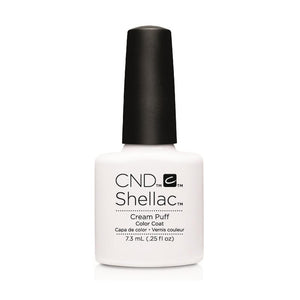 CND SHELLAC Gel Polish 7.3ml - Cream Puff