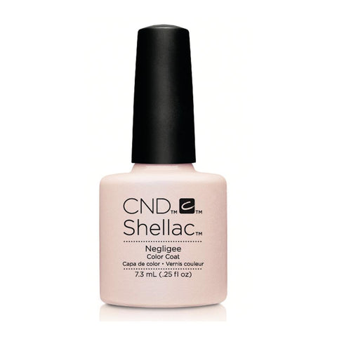 CND SHELLAC Gel Polish 7.3ml - Negligee