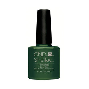 CND Shellac Gel Polish 7.3ml - Palm Deco