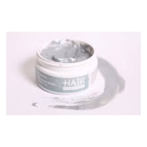 Hair Manicure Whipped Colour Creme - Silver