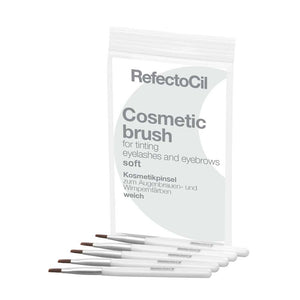 RefectoCil Soft Cosmetic Applicator Brushes 5pk