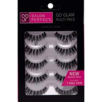 Salon Perfect Strip Lashes- Demi Wispies 4pk+1FREE