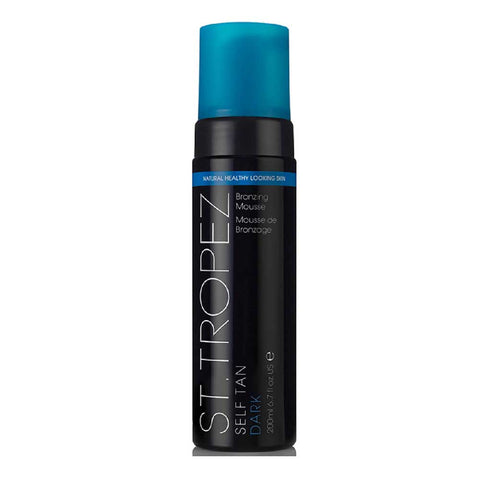St Tropez Bronzing Mousse Dark 200ml
