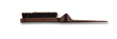 Olivia Garden Style-Up Folding Teasing Brush Mixed - Boar & Nylon bristle