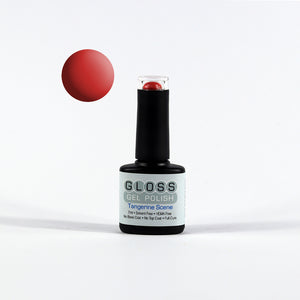 Gloss Full Cure UV/LED Gel Polish - Tangerine Scene
