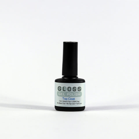 Gloss Full Cure UV/LED Gel Polish - Top Coat