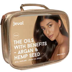 Jeval Argan Oil Trio Pack