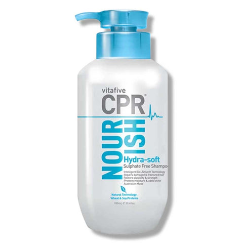 VitaFive CPR Nourish Hydra-Soft Shampoo 900ml