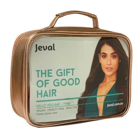 Jeval Hello Volume Fine Hair Quad Pack