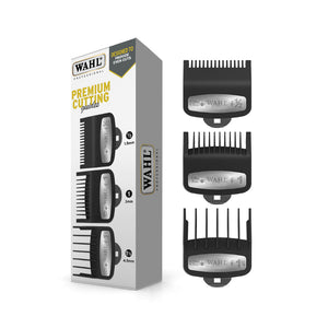 Wahl Premium Cutting Guides x3