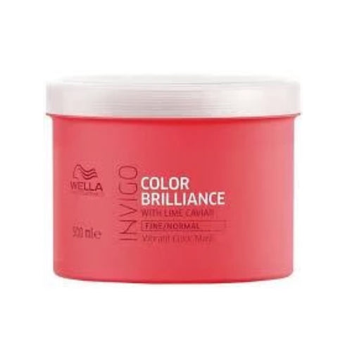 Wella Professionals Invigo Colour Brilliance Mask 500ml