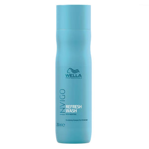 Wella Professionals Invigo Balance Refresh Wash Revitalising Shampoo 250ml