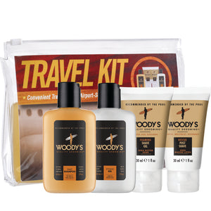 Woody's Travel Kit -Come fly with me!
