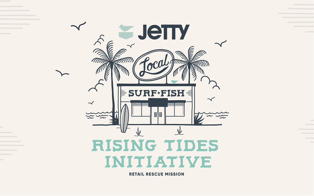 Jetty Rising Tides Initiative