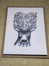 Load image into Gallery viewer, The Prince of Midwinter  Eco-Friendly Greetings Card
