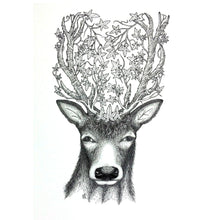 Load image into Gallery viewer, The Prince of Midwinter Art Print