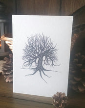 Load image into Gallery viewer, Witch Eyed Tree Eco-Friendly Greetings Card