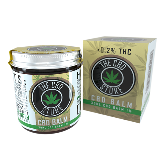CBD Balm Mild Strength