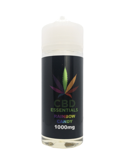 CBD Essentials - Rainbow Candy E-Liquid 100ml