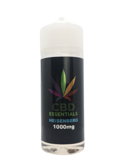CBD Essentials - Heisenburg E-Liquid 100ml