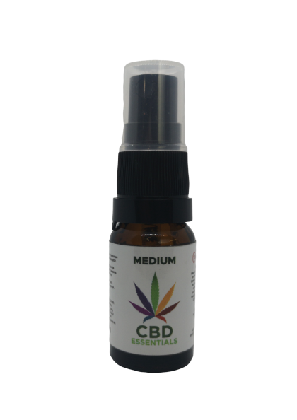 CBD Essentials Oral Spray (Medium)