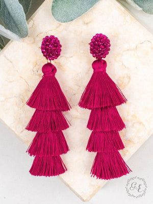 Dare to Dazzle Earrings - SKC Boutique