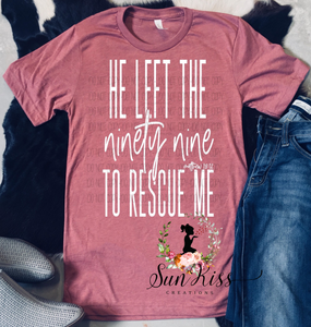 He Left the Ninety Nine to rescue me - SKC Boutique
