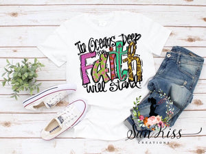 In Oceans Deep My Faith Will Stand - SKC Boutique
