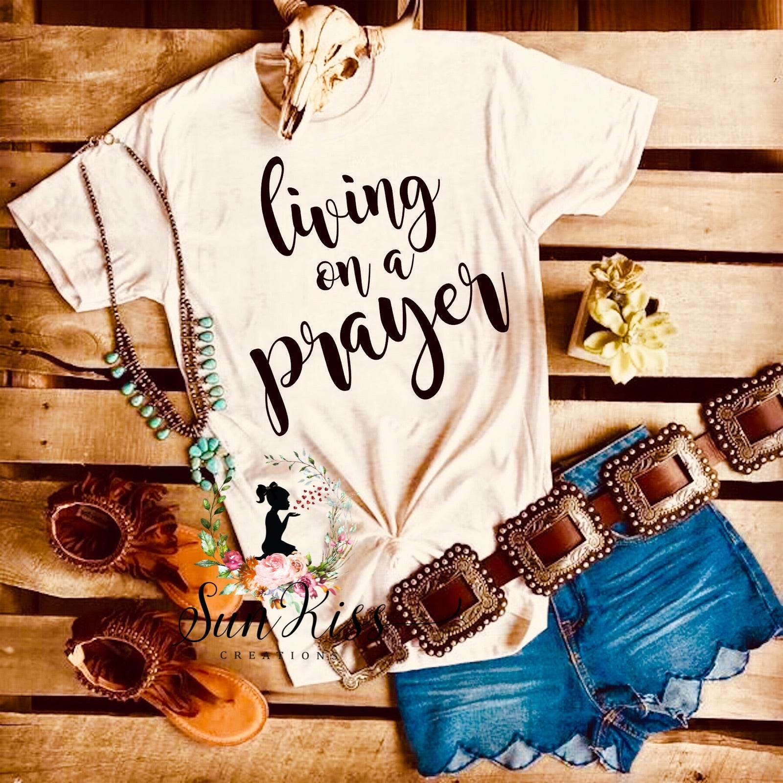 Living on a prayer - SKC Boutique