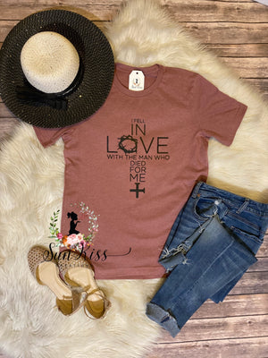 I Fell In Love Tee - SKC Boutique