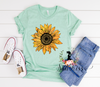 Sunflower Tee - SKC Boutique