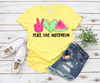 Peace Love Watermelon Tee - SKC Boutique