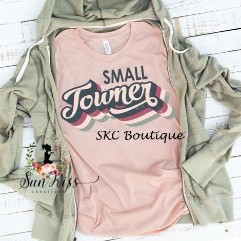Small Towner Tee - SKC Boutique
