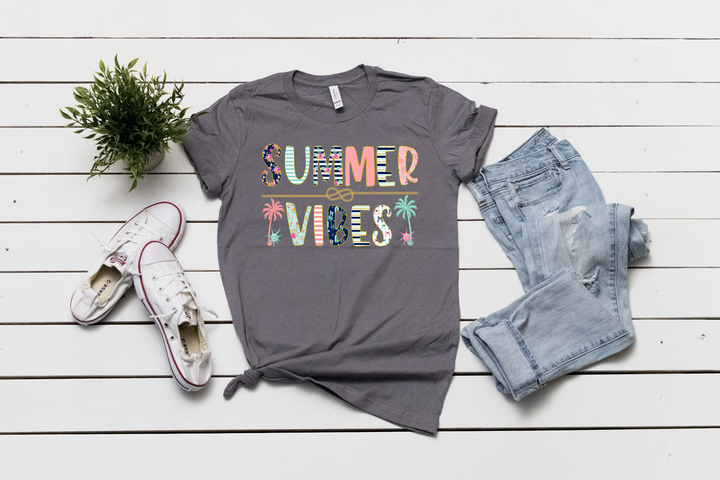 Summer Vibes Tee - SKC Boutique