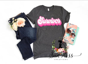 Survivor Tee - SKC Boutique