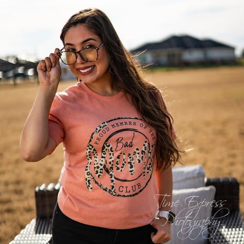 Bad Moms Club Tee - SKC Boutique