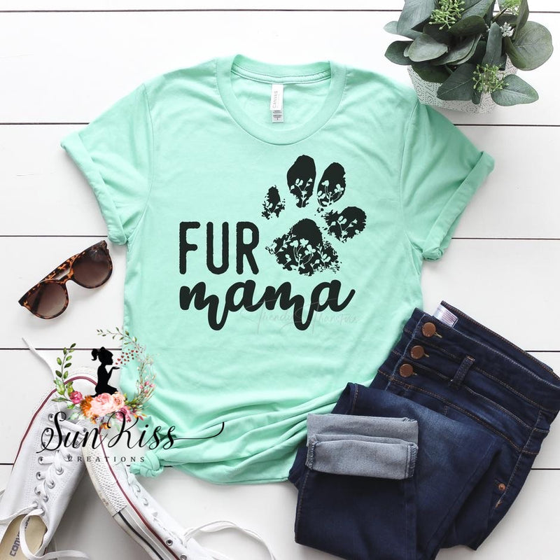 Fur Mama Tee - SKC Boutique