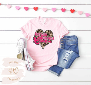 Crazy Little Thing  Called Love Tee - SKC Boutique
