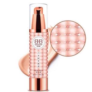 Double Rotary Control Color BB Cream Dual Color Long Lasting 8 Hours Makeup Cosmetics Skin Care Product top quality