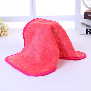 Microfiber Cloth Pads Remover Towel Face Cleansing Makeup